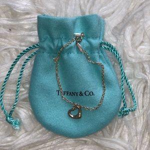 Heart Tiffany & co bracelet